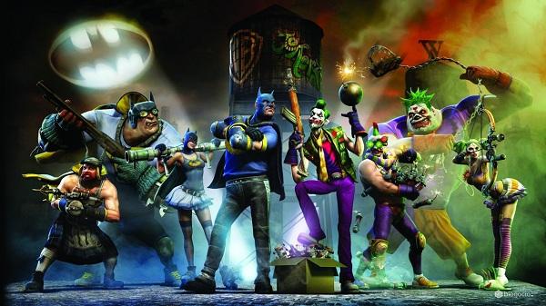 Gotham City Impostors llegará el próximo ocho de febrero