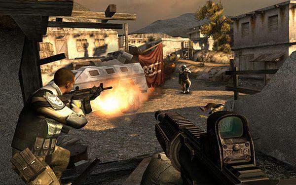 Modern Combat 3, descárgalo gratis para el Samsung Galaxy S2
