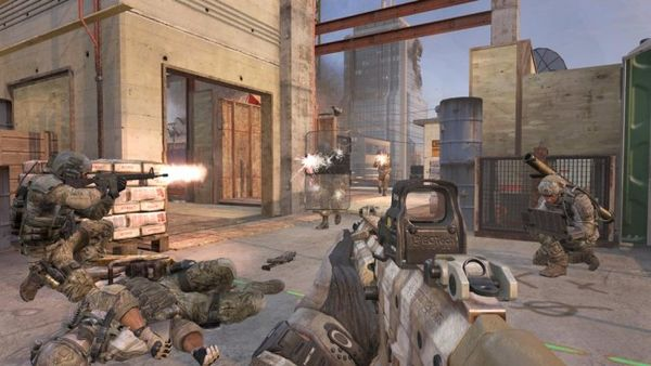 Call of Duty: Modern Warfare 3, nuevo mapa disponible mañana