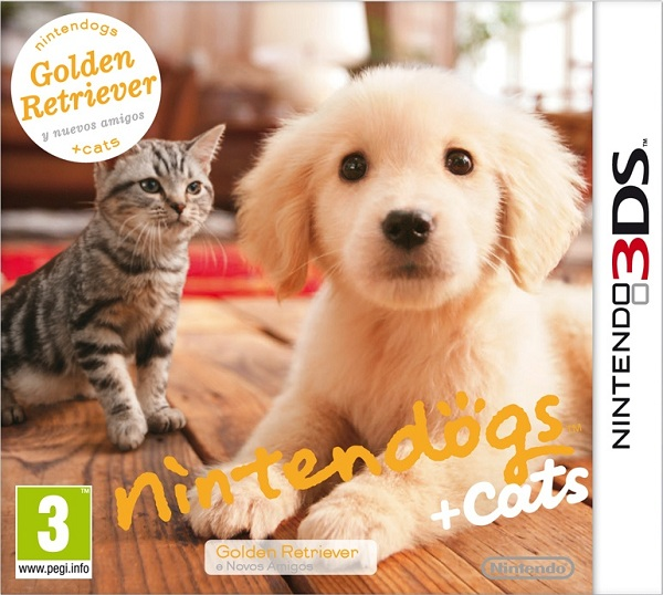Nintendogs + Cats, descarga gratis su demostración jugable