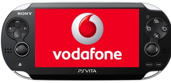 Precios oficiales de PS Vita con Vodafone