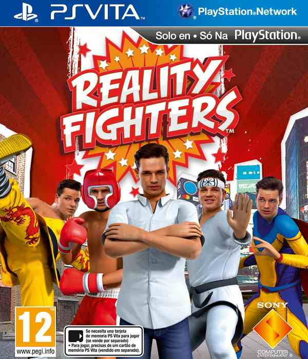 reality fighters 01