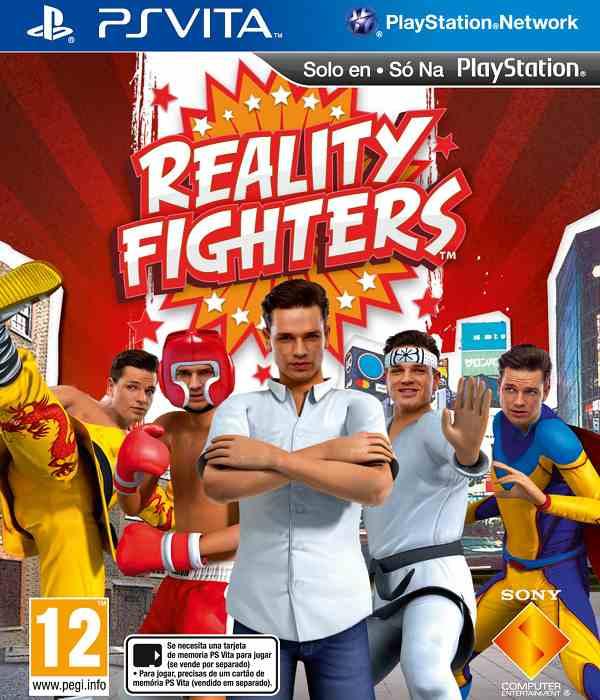 Reality Fighters, análisis a fondo de este juego de lucha de realidad aumentada