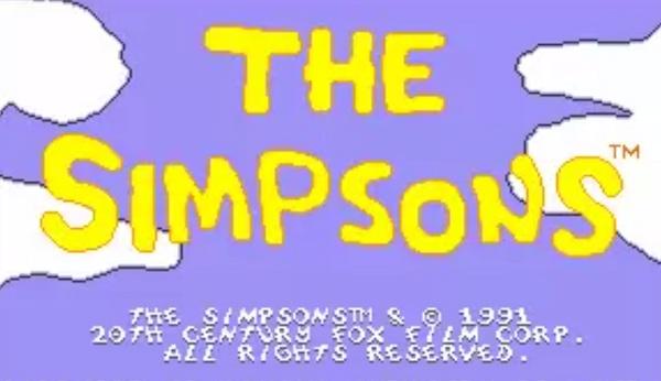 Los Simpson Arcade, ya disponible en PlayStation Store
