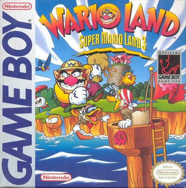Wario Land, el clásico juego de Game Boy ya está disponible en 3DS