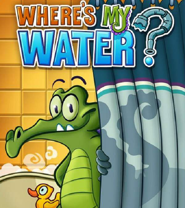 Where's My Water?, descarga gratis este juego de puzzles
