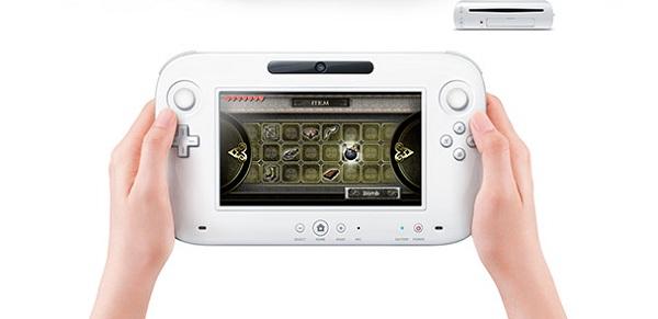 Wii U, la pantalla del mando soportará 3D