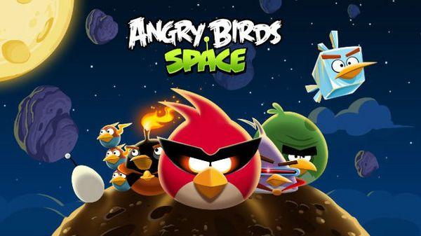 Angry Birds Space, descarga la nueva aventura de los Angry Birds
