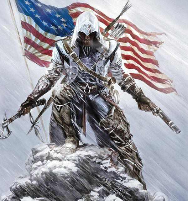Assassin's Creed 3, nuevos detalles del próximo Assassin's Creed