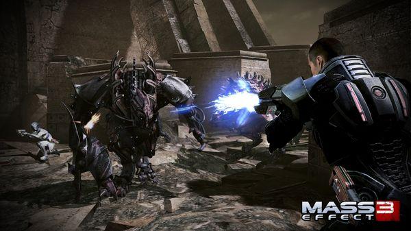 Mass Effect 3, ya a la venta este juego de acción y disparos