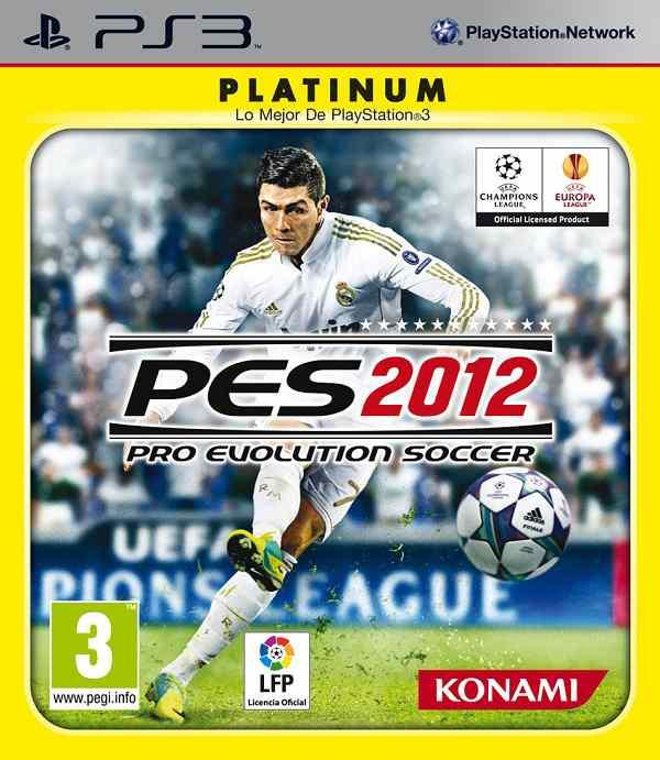 PES 2012 se pasa a la edición Classics y rebaja su precio