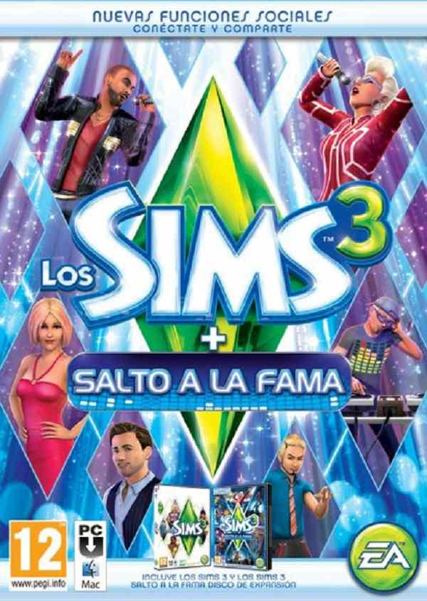 Los Sims 3: Salto a la Fama, nueva expansión de Los Sims