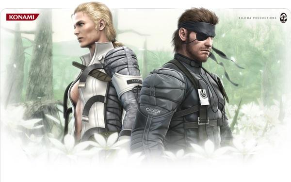 Metal Gear Solid: Snake Eater 3D, a la venta el primer Metal Gear en 3D