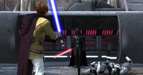 Star Wars Kinect, Microsoft presenta en España este juego de acción