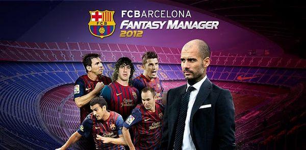 FC Barcelona Fantasy Manager 2012, el Barça está en tus manos