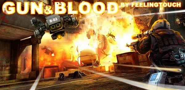 Gun & Blood: Kill Kony, descarga gratis este nuevo juego de disparos