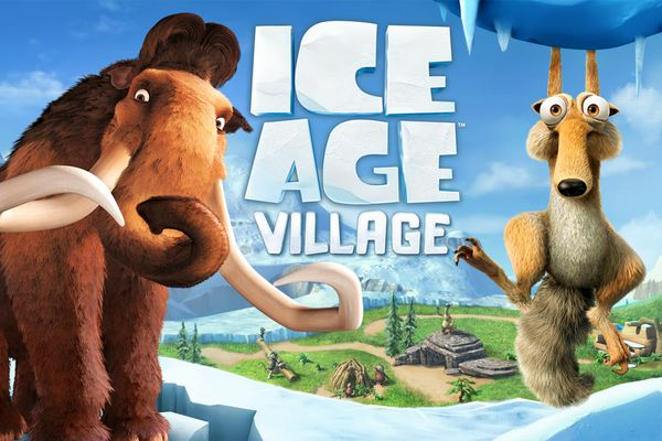 Ice Age Village, descarga gratis el juego de la nueva película de Ice Age