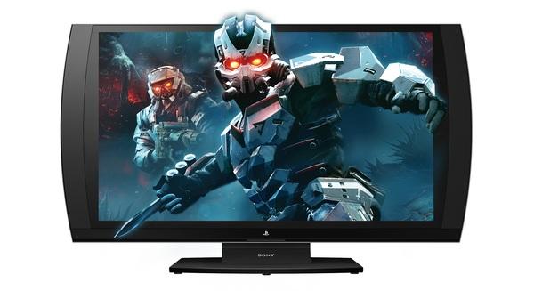 Sony lanza una televisión en 3D especial para PlayStation 3