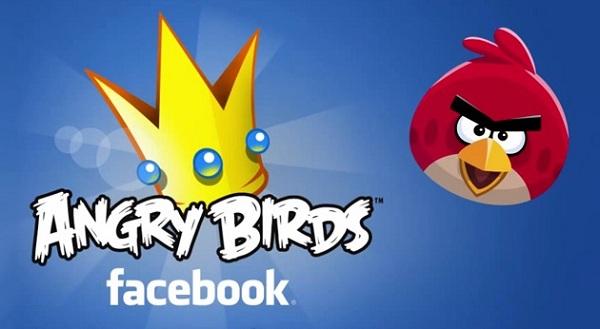 Angry Birds para Facebook, nuevos niveles ya disponibles