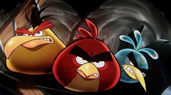Angry Birds, la serie de animación llegará en otoño