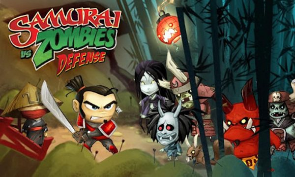 Samurai vs Zombies, descarga gratis este juego en Google Play