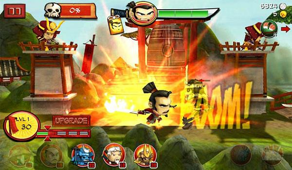 samurai vs zombies 02