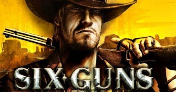 Six Guns, el salvaje oeste ahora gratis para iPhone y Android