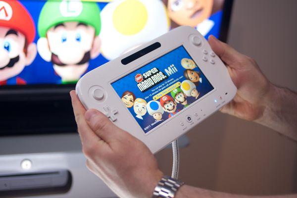 Wii U, la nueva consola de Nintendo podría costar 300 euros